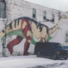 rudolf-kurz-dinosaurs-in-winter-mural